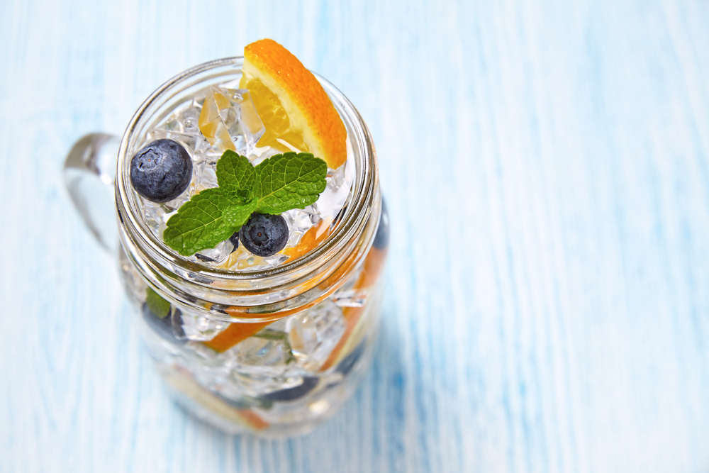 Self care drinking water